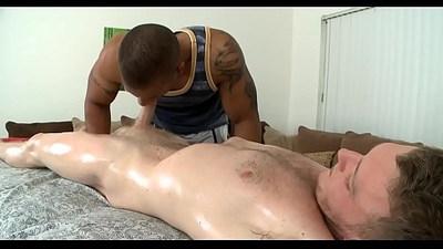 Gay massage porn movie