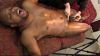 ClubAmateurUSAs Shea was warned his orgasm would be intense!