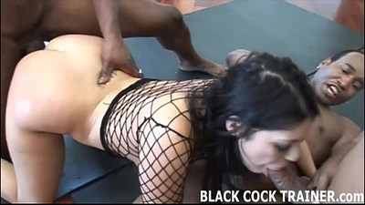 I want to make sure you are prepared for big black cocks