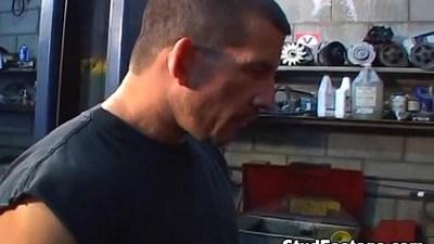 The best garage gay sex scene ever