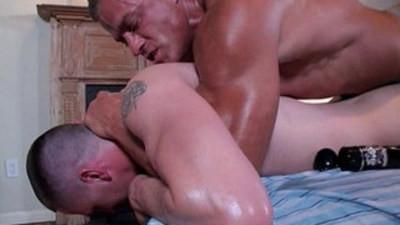 Ass Massage