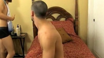 Gay sex movietures older daddy young boy After wetting each others