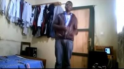 African Michel from Rwanda