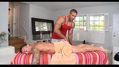 Gripping 69 gay sex