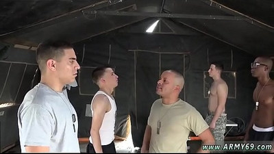 Military gay guys wit big dicks Time to deal with the new meat