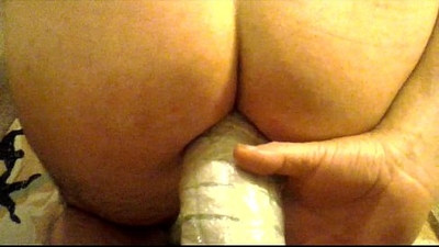 perfect oiled ass huge penetration