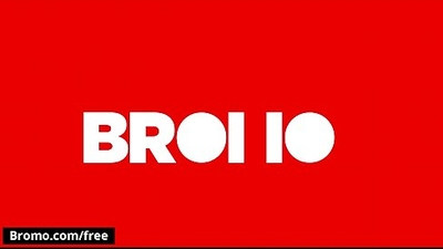 Buck Richards with Jaxton Wheeler at Bareback Inquisition Scene Trailer preview Bromo